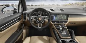 new Porsche Cayenne III