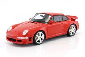 Porsche 911 993 Turbo RUF 1:18