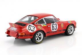 Modelcars Porsche 911 RSR 1973 1:18