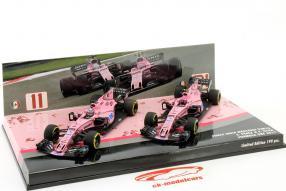 Force India Modellautos 1:43