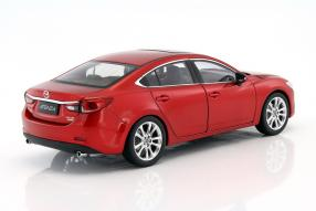 Mazda6 1:18 Dorlop