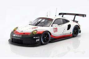 Porsche 911 GT3 RSR 2017 1:18