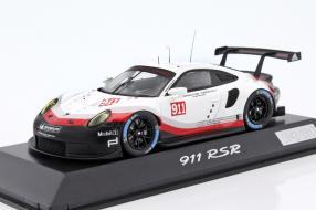 Modelcars Porsche 911 GT3 RSR 2017 1:18