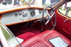 Interieur Talbot Lago Coupe T150 C-SS Teardrop Figoni & Falaschi