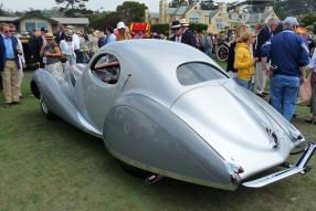 Talbot Lago Coupe T150 C-SS Teardrop Figoni & Falaschi 1937