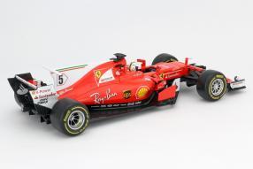 Modellautos modelcars Ferrari SF70-H 1:18