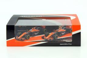 McLaren MCL32 #Set 1:43
