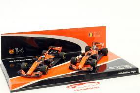 Modelcars Set McLarenHonda MCL32