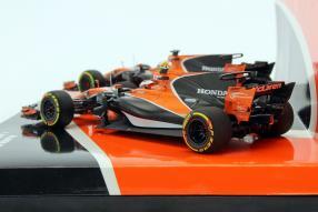 Modellautos McLaren Set 2017