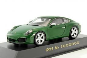Porsche 911 Eine Million 1:43