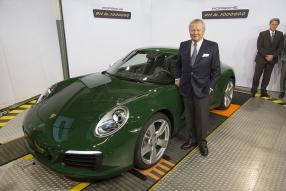 eine Million Porsche 911 Wolfgang Porsche
