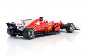 modelcars Ferrari SF16-H Formel 1 Vettel 2016 1:43