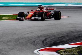 #Vettel SF70-H in Malaysia 2017