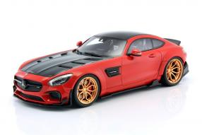 Mercedes-AMG GT 2014 Prior Design 1:18