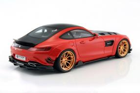 Modellautos Mercedes-AMG GT 2014 Prior Design 1:18