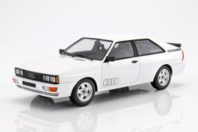 Modellautos Audi quattro 1:18