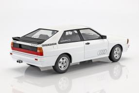 modelcars Audi quattro 1:18