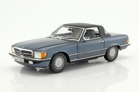 Mercedes-Benz SL R 107 1:18