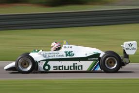 WilliamsF1 FW08 Keke Rosberg at Barber 2010