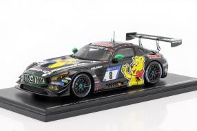 Mercedes-AMG GT3 24 Stunden Rennen 1:43