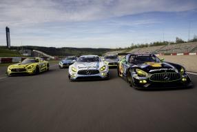 Mercedes-AMG GT3 Haribo 2017