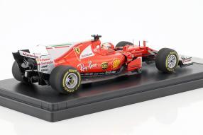 Modellautos Ferrari SF70-H 1:43