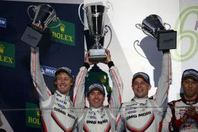 #Porsche winner #WEC 2017