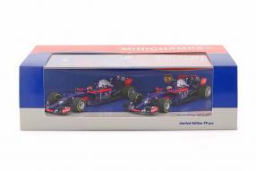 Toro Rosso 1:43 Set