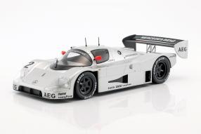 Sauber-Mercedes C9 Modellautos 1:18