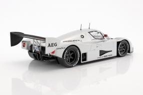 Modellautos Sauber-Mercedes C9 1:18
