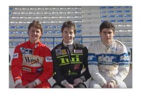 #Schumacher, #Frentzen, #Wendlinger