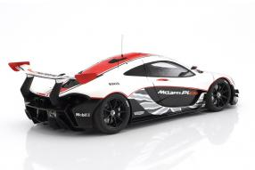 #Modellautos McLaren P1 GTR 1:18 by Autoart