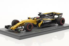 Renault F1  2017 Nico Hülkenberg 1:43