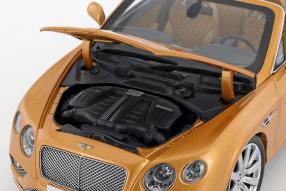 Modellautos Bentley Continental Convertible 2016 1:18