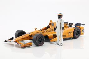 McLaren Honda Andretti 1:18