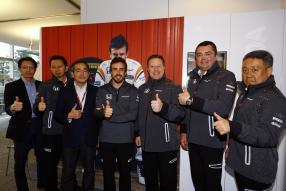 McLaren Honda Andretti Group