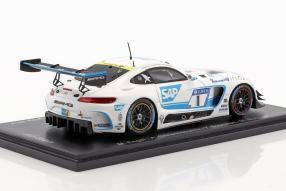 Modellautos Mercedes-AMG GT3 Spark 1:43 24h Nurburgring 2017