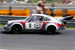 Porsche 911 RSR 1974 Gijs van Lennep