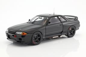 Nissan Skyline GTR R32 1:18