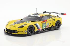 Chevrolet Corvette C7R Le Mans 2016 1:18