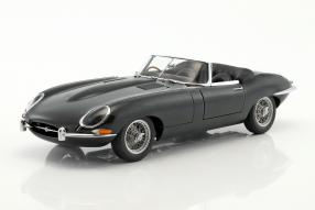 Jaguar E-Type 1961 1:18