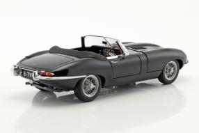 Modelcars Jaguar E-Type 1961 1:18