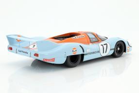 Modellautos Porsche 917 LH Le Mans 1971 1:18