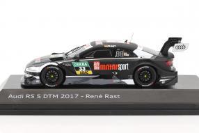 Audi RS 5 DTM 2017 1:43 Modelle