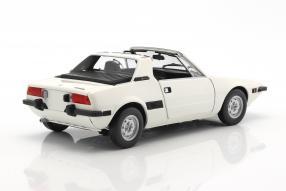 ModelcaRS Fiat X1/9 1:18 Minichamps