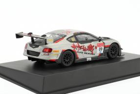 Modellautos Bentley Continental GT3 1:64