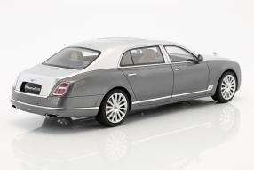 Modellautos Bentley Mulsanne EWB 2016 1:18