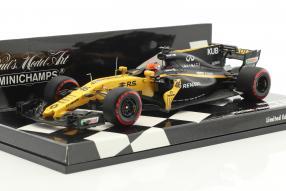 Renault RS17 Kubica 1:43