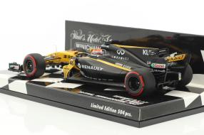 Modellautos Renault RS17 Kubica 1:43