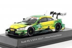 Audi RS 5 2017 DTM 1:43 Mike Rockenfeller